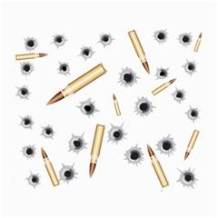 Bulletsnbulletholes Canvas 20  X 24  (unframed)