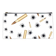 Bulletsnbulletholes Pencil Case