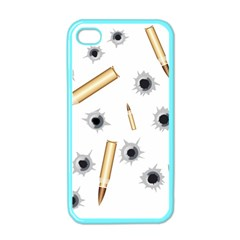 Bulletsnbulletholes Apple Iphone 4 Case (color)
