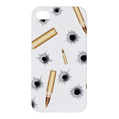 Bulletsnbulletholes Apple Iphone 4/4s Premium Hardshell Case