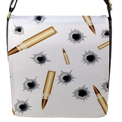 Bulletsnbulletholes Removable Flap Cover (Small)