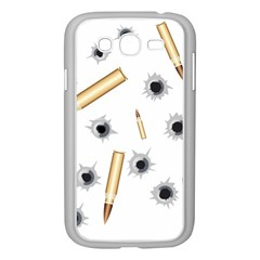 Bulletsnbulletholes Samsung Galaxy Grand DUOS I9082 Case (White)
