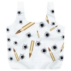 Bulletsnbulletholes Reusable Bag (XL)