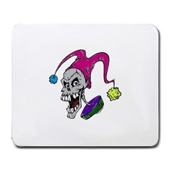 Vaping Jester Large Mouse Pad (Rectangle)
