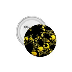 Special Fractal 04 Yellow 1 75  Button