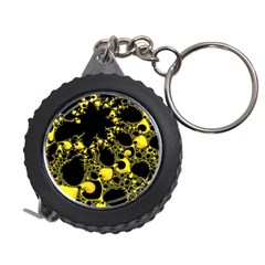 Special Fractal 04 Yellow Measuring Tape