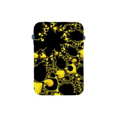 Special Fractal 04 Yellow Apple iPad Mini Protective Sleeve