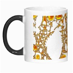 Special Fractal 04 Orange Morph Mug
