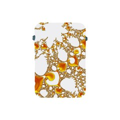 Special Fractal 04 Orange Apple Ipad Mini Protective Sleeve