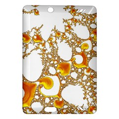 Special Fractal 04 Orange Kindle Fire HD 7  (2nd Gen) Hardshell Case