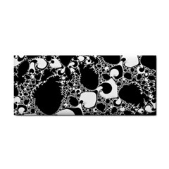 Special Fractal 04 B&w Hand Towel