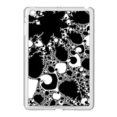 Special Fractal 04 B&w Apple Ipad Mini Case (white)