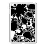 Special Fractal 04 B&w Apple iPad Mini Case (White) Front