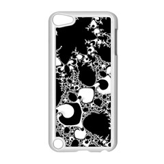 Special Fractal 04 B&w Apple iPod Touch 5 Case (White)