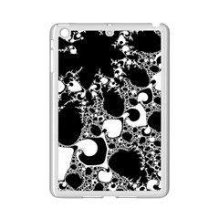 Special Fractal 04 B&w Apple iPad Mini 2 Case (White)