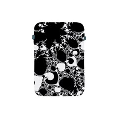 Special Fractal 04 B&w Apple iPad Mini Protective Sleeve
