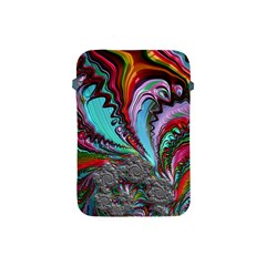Special Fractal 02 Red Apple iPad Mini Protective Sleeve