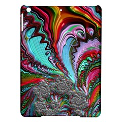 Special Fractal 02 Red Apple Ipad Air Hardshell Case