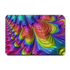 Radiant Sunday Neon Small Door Mat