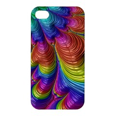Radiant Sunday Neon Apple Iphone 4/4s Hardshell Case