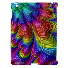 Radiant Sunday Neon Apple iPad 3/4 Hardshell Case (Compatible with Smart Cover)
