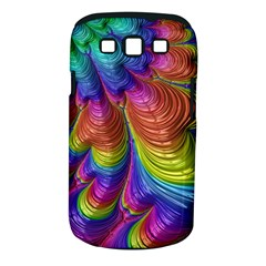 Radiant Sunday Neon Samsung Galaxy S III Classic Hardshell Case (PC+Silicone)