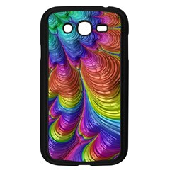 Radiant Sunday Neon Samsung Galaxy Grand DUOS I9082 Case (Black)