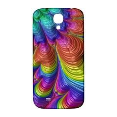 Radiant Sunday Neon Samsung Galaxy S4 I9500/i9505  Hardshell Back Case
