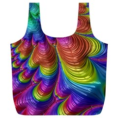 Radiant Sunday Neon Reusable Bag (XL)