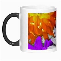 Lovely Flowers,purple Morph Mug