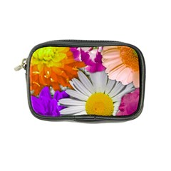 Lovely Flowers,purple Coin Purse
