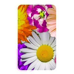 Lovely Flowers,purple Memory Card Reader (rectangular)