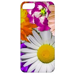 Lovely Flowers,purple Apple Iphone 5 Classic Hardshell Case