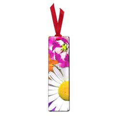 Lovely Flowers,purple Small Bookmark
