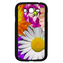 Lovely Flowers,purple Samsung Galaxy Grand Duos I9082 Case (black)