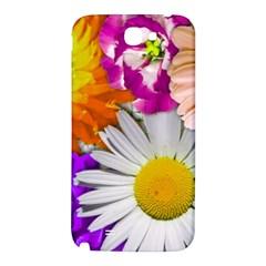 Lovely Flowers,purple Samsung Note 2 N7100 Hardshell Back Case