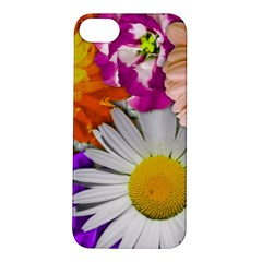 Lovely Flowers,purple Apple Iphone 5s Hardshell Case