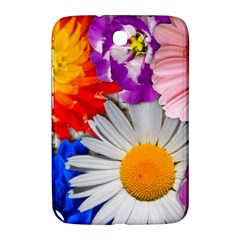 Lovely Flowers, Blue Samsung Galaxy Note 8 0 N5100 Hardshell Case