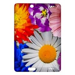 Lovely Flowers, Blue Kindle Fire HD 7  (2nd Gen) Hardshell Case