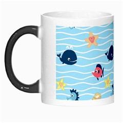 Fun Fish Of The Ocean Morph Mug