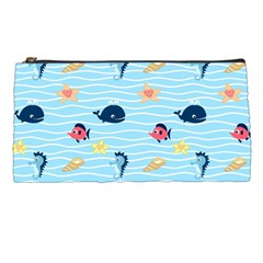 Fun Fish Of The Ocean Pencil Case