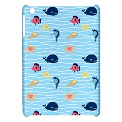 Fun Fish Of The Ocean Apple Ipad Mini Hardshell Case