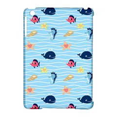 Fun Fish Of The Ocean Apple Ipad Mini Hardshell Case (compatible With Smart Cover)