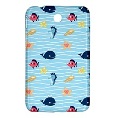 Fun Fish Of The Ocean Samsung Galaxy Tab 3 (7 ) P3200 Hardshell Case