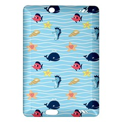 Fun Fish of the Ocean Kindle Fire HD 7  (2nd Gen) Hardshell Case