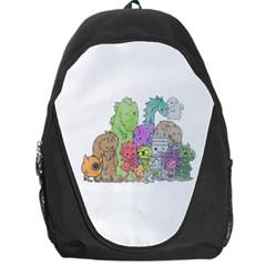 Monstars Backpack Bag