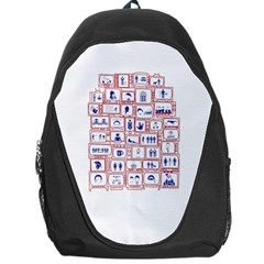 Show for shows Backpack Bag