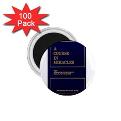 A Course In Miracles 1.75  Button Magnet (100 pack)