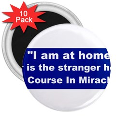 Fear1 3  Button Magnet (10 pack)