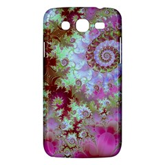 Raspberry Lime Delight, Abstract Ferris Wheel Samsung Galaxy Mega 5.8 I9152 Hardshell Case